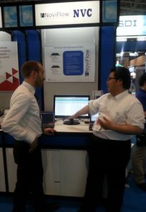 NoviFlow demonstrates 2500 flow-mods/sec and L4-L7 Matching and Switching at Interop Tokyo 2014