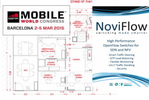 Come see NoviFlow at Mobile World Congress in Barcelona!