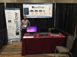 NoviFlow demos live SDN apps at Internet2 in Washington DC