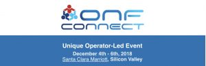 Meet with NoviFlow Dec 4-6 at ONF Connect in Santa Clara