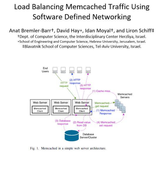 sdn network pdf load balancing load sharing