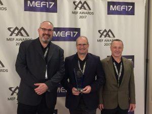 MEF17 Award Third Network Technology Solutions NoviFlow Lumina SD-Core