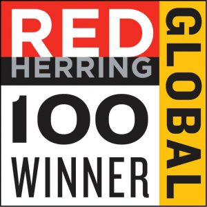 Red Herring Global Award Winner