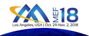 JOIN US AT MEF18, Oct 29 – Nov 1 in Los Angeles, CA
