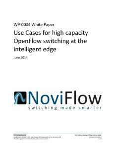 sdn openflow intelligent edge switch whitepaper