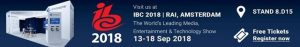 NoviFlow and Stordis showcase SDN in Broadcasting at IBC 2018