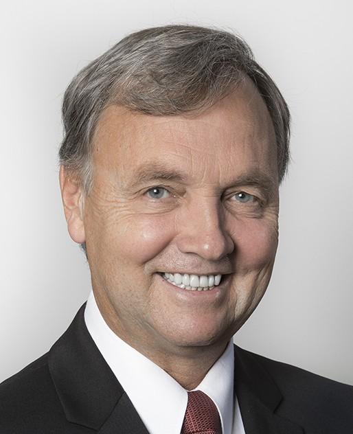 Roch Dubé, Chairman of the Board