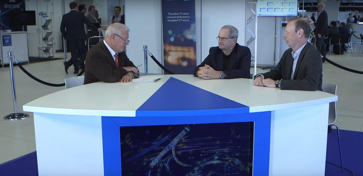 Telecom TV Video Interview – NoviFlow and Lumina Networks,